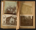 View Walt Kuhn volume 3 photo album, Germany digital asset: pages 13