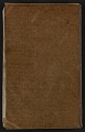 View Walt Kuhn volume 3 photo album, Germany digital asset: cover back