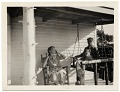 View Walt and Brenda Kuhn on the porch at Ogunquit digital asset number 0