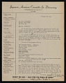 View Japanese American Committee for Democracy digital asset number 2