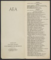 View Artists Equity Association membership list digital asset: pages 2