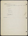 View Yasuo Kuniyoshi notes for his autobiography digital asset number 1