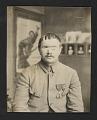 View A World War I soldier before facial reconstruction digital asset number 0
