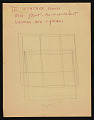 View Sketch of a window, annotated digital asset number 0