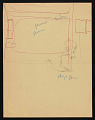 View Sketch of a window, annotated digital asset: verso