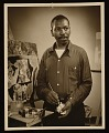 View Jacob Lawrence and Gwendolyn Knight papers, 1816, 1914-2008, bulk bulk 1973-2001 digital asset number 0