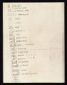 View Frank Stella note to Leo Castelli Gallery, New York, N.Y. digital asset number 0