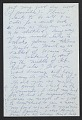 View Cy Twombly letter to Leo Castelli digital asset number 1