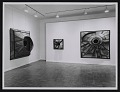 View Installation view of Lee Bontecou show at the Castelli Gallery digital asset number 0
