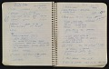 View Notebook of Leo Castelli digital asset: pages 31
