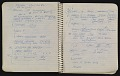 View Notebook of Leo Castelli digital asset: pages 35