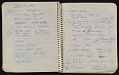 View Notebook of Leo Castelli digital asset: pages 37