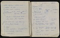 View Notebook of Leo Castelli digital asset: pages 44