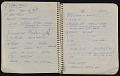 View Notebook of Leo Castelli digital asset: pages 45