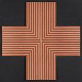 View <em>Frank Stella Paintings</em> exhibition poster digital asset number 3