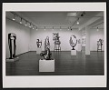 View Installation view of Roy Lichtenstein's <em>Sculptures</em> exhibition at 420 W. Broadway digital asset number 0