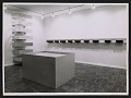 View Installation view of a Donald Judd exhibition at the Leo Castelli Gallery digital asset number 0