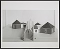View A design by Cesar Pelli for the <em>Architecture II: Houses for Sale</em> exhibition at the Leo Castelli Gallery digital asset number 0