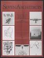 View <em>Architecture: Seven Architects</em> exhibition poster digital asset number 0