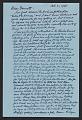 View Abram Lerner letter to Garnett McCoy digital asset number 0