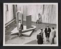 View Installation view of Alexander Liberman's <em>ARC</em> sculpture digital asset number 0