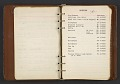 View Dorothy Liebes' address book digital asset: pages 6