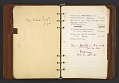View Dorothy Liebes' address book digital asset: pages 33