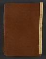 View Dorothy Liebes' address book digital asset: cover back