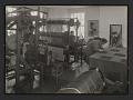 View Dorothy Liebes in the weaving studio digital asset number 0