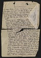 View Jacques Lipchitz, Sardinia, Italy letter to Bruce W. Bassett digital asset number 0