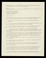 View Students' and artists' protest letter to Bates Lowry, New York, N.Y. digital asset number 0