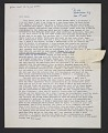 View Harmony Hammond letter to Lucy R. Lippard digital asset number 0