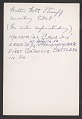 View Inscription ceremony at the memorial to the first catholic settlers in Virginia digital asset: verso