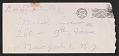 View Willem de Kooning letter to Michael Loew digital asset: envelope