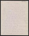 View Willem de Kooning letter to Michael Loew digital asset number 0