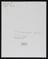 View Robert Motherwell in Provincetown digital asset: verso