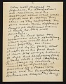 View Stuart Davis, New York, N.Y. letter to Erle Loran, Berkeley, Calif. digital asset number 1