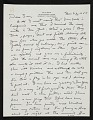 View Erle Loran, Berkeley, Calif. letter to Samuel Sabean, New York, N.Y. digital asset number 0