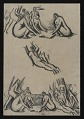 View Erle Loran papers digital asset: After Cézanne