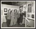 View Helen Wurdemann at an art opening in Los Angeles digital asset number 0