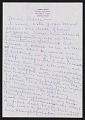 View Moses Soyer letter to Adele Lozowick digital asset number 0