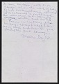 View Moses Soyer letter to Adele Lozowick digital asset number 1