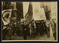 View Protest held by the John Reed Club and Artists' Union digital asset number 0