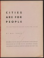 View Cities are for people: the Los Angeles region plans for living digital asset: page 1