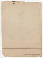 View William Henry Howe digital asset: verso