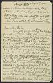 View Walter Pach letter to Arthur B. (Arthur Bowen) Davies digital asset number 0