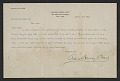 View Charles Henry Hart, New York, N.Y. letter to William Macbeth, New York, N.Y. digital asset number 0
