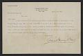 View Charles Henry Hart, New York, N.Y. letter to William Macbeth, New York, N.Y. digital asset number 0