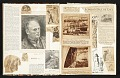 View Reginald Marsh scrapbook #4 digital asset: pages 3
