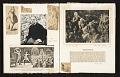 View Reginald Marsh scrapbook #4 digital asset: pages 11